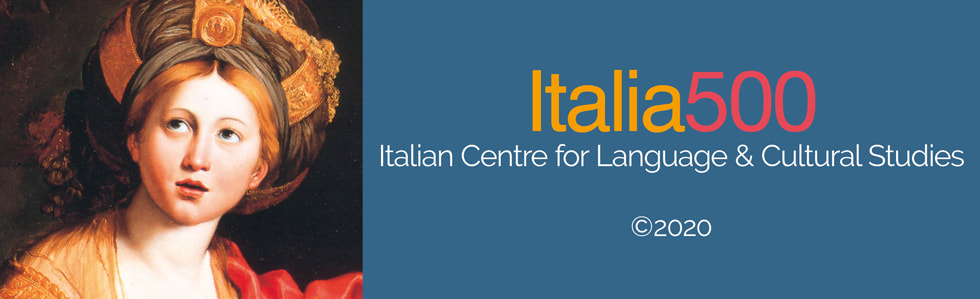 Learn Italian online with Italia 500, Italian Centre for Language & Cultural Studies