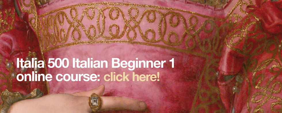 Learn Italian online with Italia 500 - Italia 500 Italian Beginner 1 online course